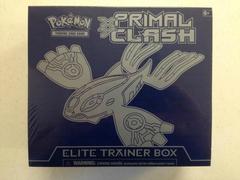 XY Primal Clash Elite Trainer Box - Groudon
