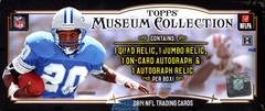 2014 Topps Museum Collection NFL Football Hobby Box