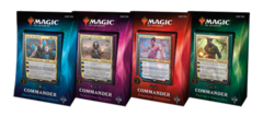 Commander 2018: Set of All 4 Decks