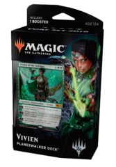 Magic 2019 (M19) Core Set Planeswalker Deck (Intro Pack): Vivien of the Arkbow