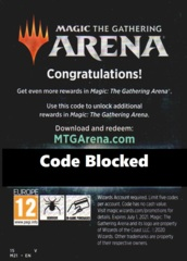 Unused MTG Arena Code Card: M21 Core Set 2021 (Limit 5)