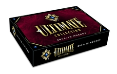 2014-15 UD Ultimate Collection NHL Hockey Hobby Box