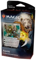 Magic 2020 (M20) Core Set Planeswalker Deck (Intro Pack): Ajani