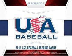 2015 Panini USA Baseball Set Box
