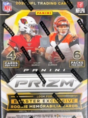 2020 Panini Prizm NFL Football Blaster Box