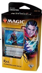 Guilds of Ravnica Planeswalker Deck (Intro Pack): Ral, Caller of Storms