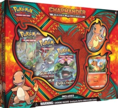 Pokemon Sidekick Collection Box - Charmander