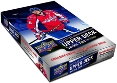 2015-16 Upper Deck Series 2 NHL Hockey Hobby Box