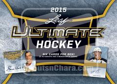2015-16 Leaf Ultimate Hockey Hobby Box
