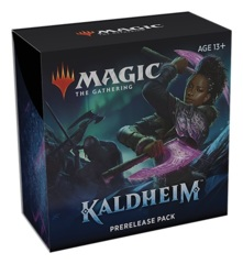 Magic the Gathering Kaldheim Prerelease Pack