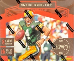 2020 Panini Legacy NFL Football Hobby Box