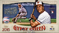 2016 Topps Gypsy Queen MLB Baseball Hobby Box