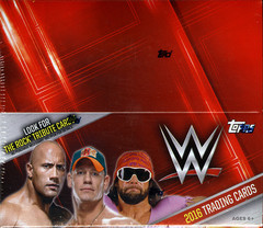 2016 Topps WWE Trading Cards Hobby Box