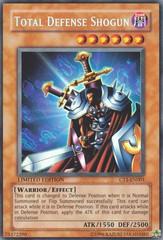 Total Defense Shogun - CT1-EN001 - Misprint Ultra Secret Rare