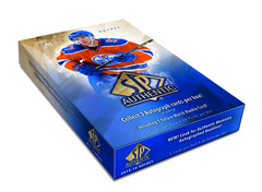 2015-16 Upper Deck SP Authentic NHL Hockey Hobby Box