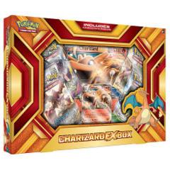 Charizard-EX Collection Box (Stoke/Fire Blast Version)