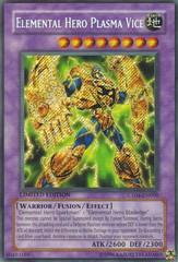 Elemental Hero Plasma Vice - CT04-EN006 - Secret Rare - Limited Edition