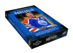 2015-16 Upper Deck Portfolio NHL Hockey Hobby Box