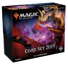 Magic 2019 (M19) Core Set Bundle (Fat Pack)