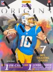 2020 Panini Origins NFL Football Hobby Box