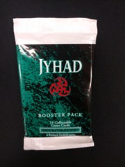 Jyhad Booster Pack