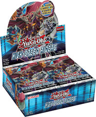 High-Speed Riders Booster Box - 1st Edition
