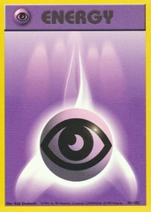 Psychic Energy - 101/102 - Common - Unlimited Edition