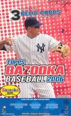 2006 Topps Bazooka MLB Baseball Hobby Box