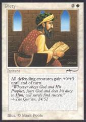 Piety (V1: DARK COLORLESS MANA SYMBOL)