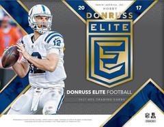 2017 Panini Donruss Elite NFL Football Hobby Box