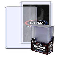 BCW Thick Toploader Pack - 138pt