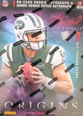 2018 Panini Origins NFL Football Hobby Box
