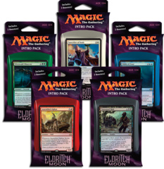 Eldritch Moon Intro Packs: Set of All 5 Decks