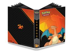 ULTRA PRO Pokemon 18-Pocket, 20-Page, 360-Card Pro Binder: Charizard