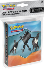 Pokemon 1-Pocket Collector's (Mini) Album: Sun & Moon Burning Shadows with free booster pack