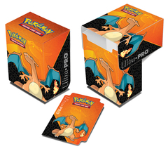 ULTRA PRO Pokémon Charizard Full-View Deck Box