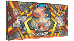 Charizard-GX Premium Collection