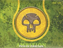 Theros Prerelease Kit: Path of Ambition (Black)