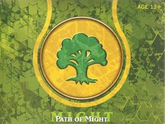 Theros Prerelease Kit: Path of Might (Green)
