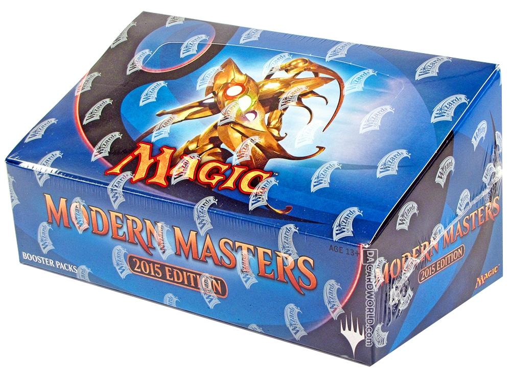 Modern Masters 2015 Booster Box - MTG Magic Sealed Product