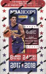 2017-18 Panini Hoops NBA Basketball Hobby Box
