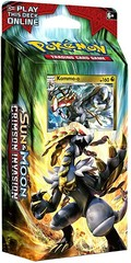 Crimson Invasion Theme Deck - Kommo-o Clanging Thunder