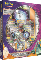 Ultra Beasts GX Premium Collection: Pheromosa-GX & Celesteela-GX