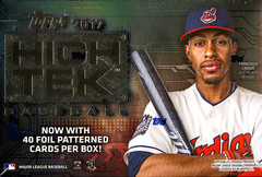 2017 Topps High Tek MLB Baseball Hobby box