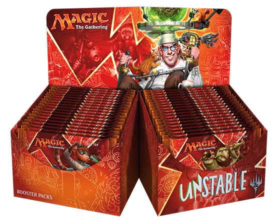 MTG Unstable Booster Box - English