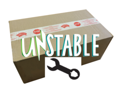 MTG Unstable Booster Case (6 booster boxes)