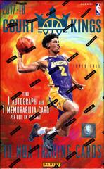 2017-18 Panini Court Kings NBA Basketball Hobby Box