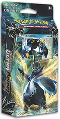Ultra Prism Theme Deck - Imperial Command Empoleon