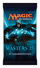 Magic the Gathering Masters 25 Booster Pack - English
