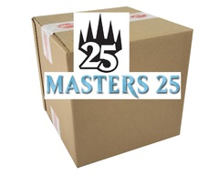 Magic the Gathering Masters 25 Booster Case (4 booster boxes)
